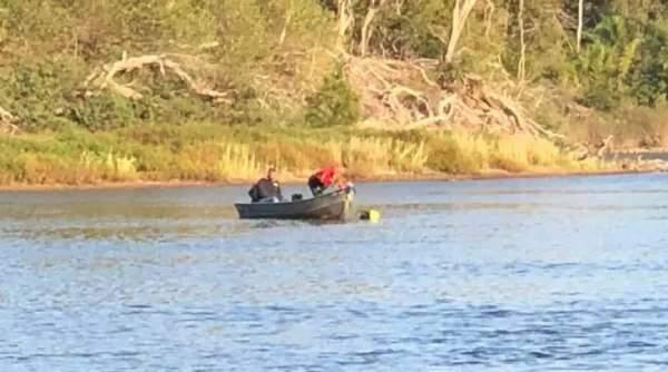 Corpo da vítima foi encontrada no rio