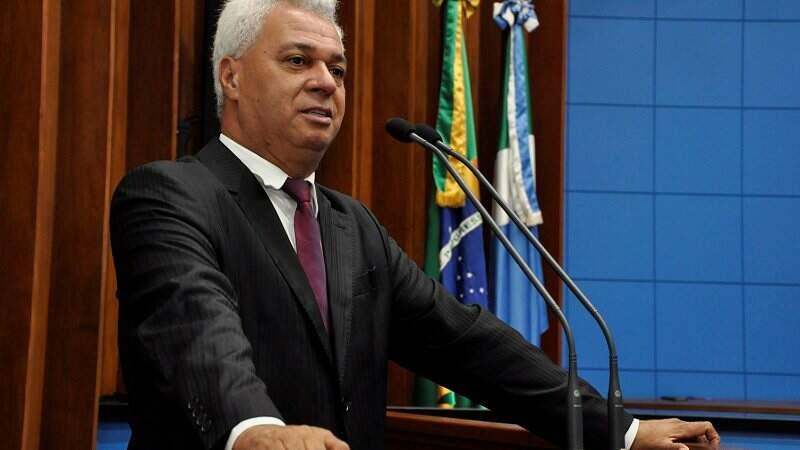 Vítima da Covid-19, morre aos 58 anos deputado estadual Cabo Almi · Jornal  Midiamax