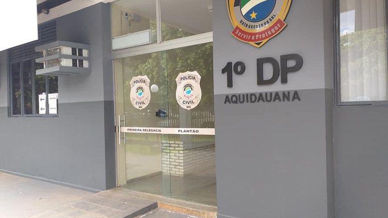 Caso foi registrado na delegacia do município