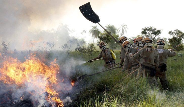 Estado de Emergência Ambiental foi decretado pelo governo de MS