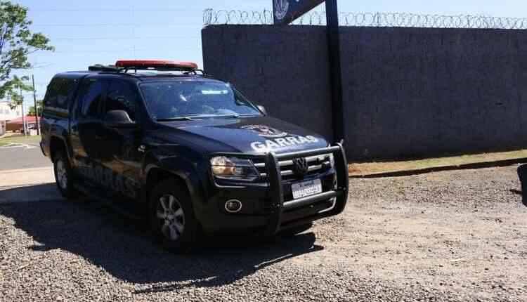 Equipes do Garras, GOI e Batalhão de Choque localizaram a vítima