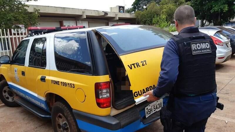 Agente da GMD já prenderam 77 pessoas nos primeiros quatro meses do ano