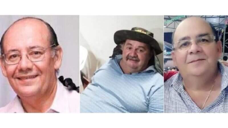 Na família de seis irmãos, três morreram após serem infectados pelo coronavírus e um está internado.