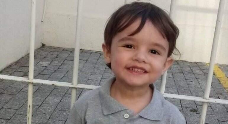 Gael tinha 3 anos; Circunstâncias da morte estão sendo investigadas