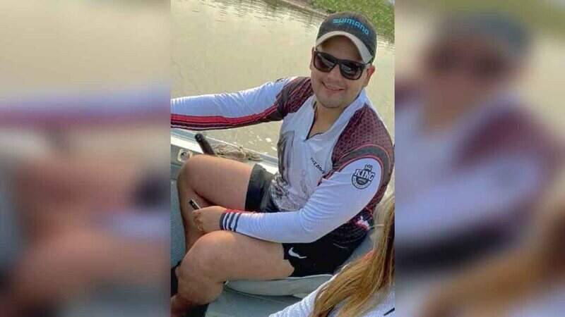 Nivaldo Thiago Filho de Souza foi identificado pela polícia como autor do acidente
