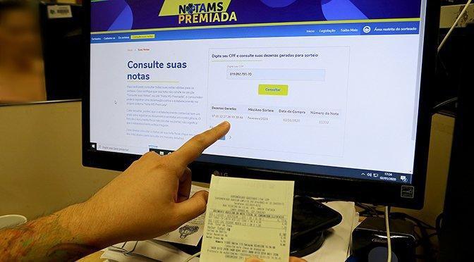 Nota Premiada MS contempla consumidor que pede inclusão de CPF nos cupons fiscais