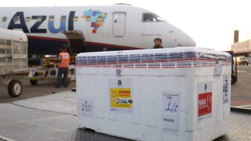 Doses da vacina da Janssen para todos os municípios de MS chega ainda esta semana