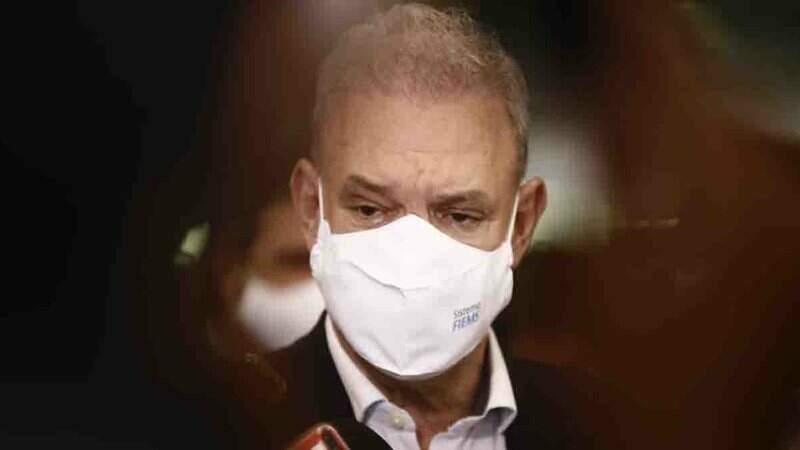 Secretário estadual de saúde, Geraldo Resende