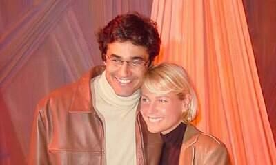 Xuxa Meneghel e Luciano Szafir