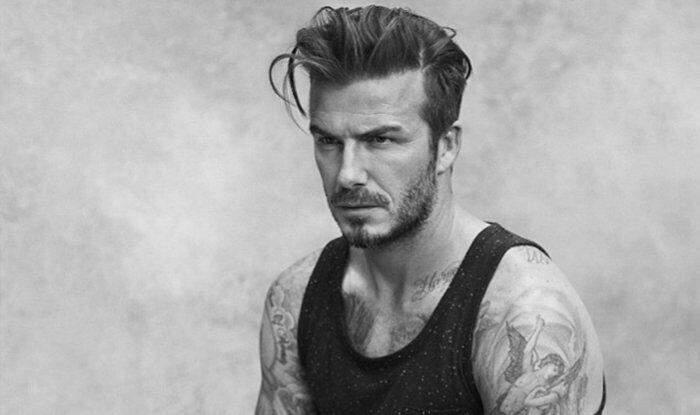 David Beckham é eleito o homem mais sexy do mundo