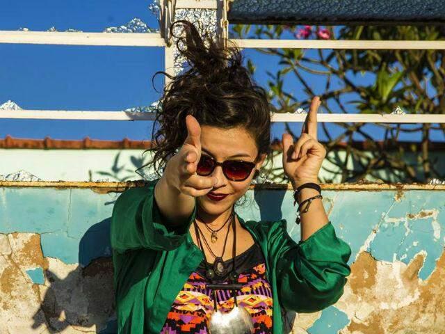 Canções de Marina são sinceras e levam o nome do MS para fora / Foto: Ana Carolina Fonseca