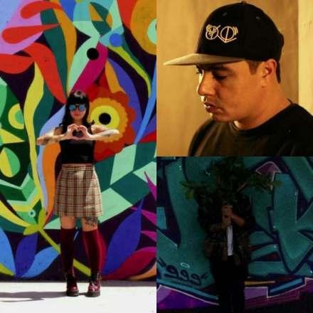Ledania, Score Nueve e Cripta Djan Ivson são os artistas que vem à mostra (Divulgação)