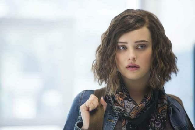 Hannah Baker, protagonista da série da Netflix (reprodução/Netflix)