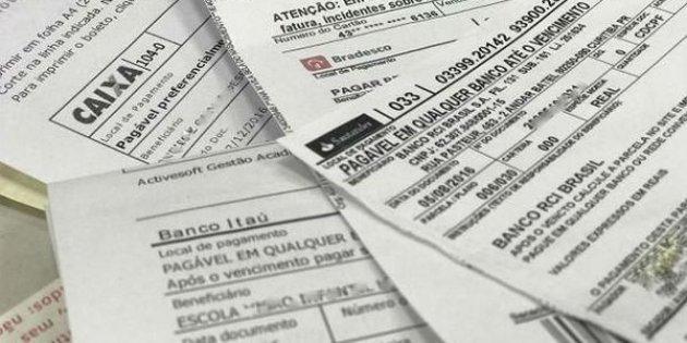 Boletos de mais de R$100 poderão ser pagos em qualquer banco
