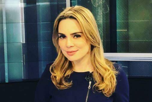 Rachel Sheherazade diz que foi demitida pelo SBT por e-mail