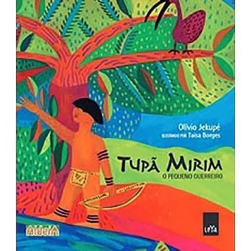 Indígena mantém tradições em livros bilíngues
