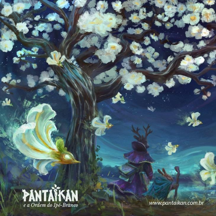 Pantaikan, novo livro infantojuvenil, tem fantasia com temática pantaneira