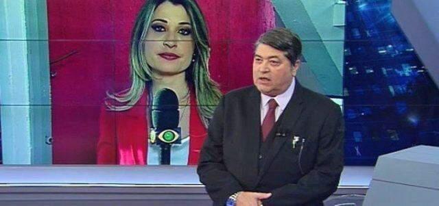 Datena é acusada de assédio sexual por ex-repórter do Brasil Urgente
