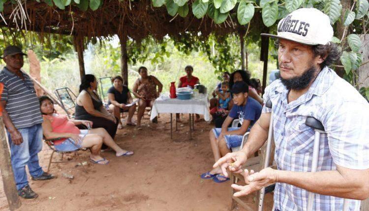 Após ordem para deixar área, 45 famílias relatam o desespero e a esperança em assentamento