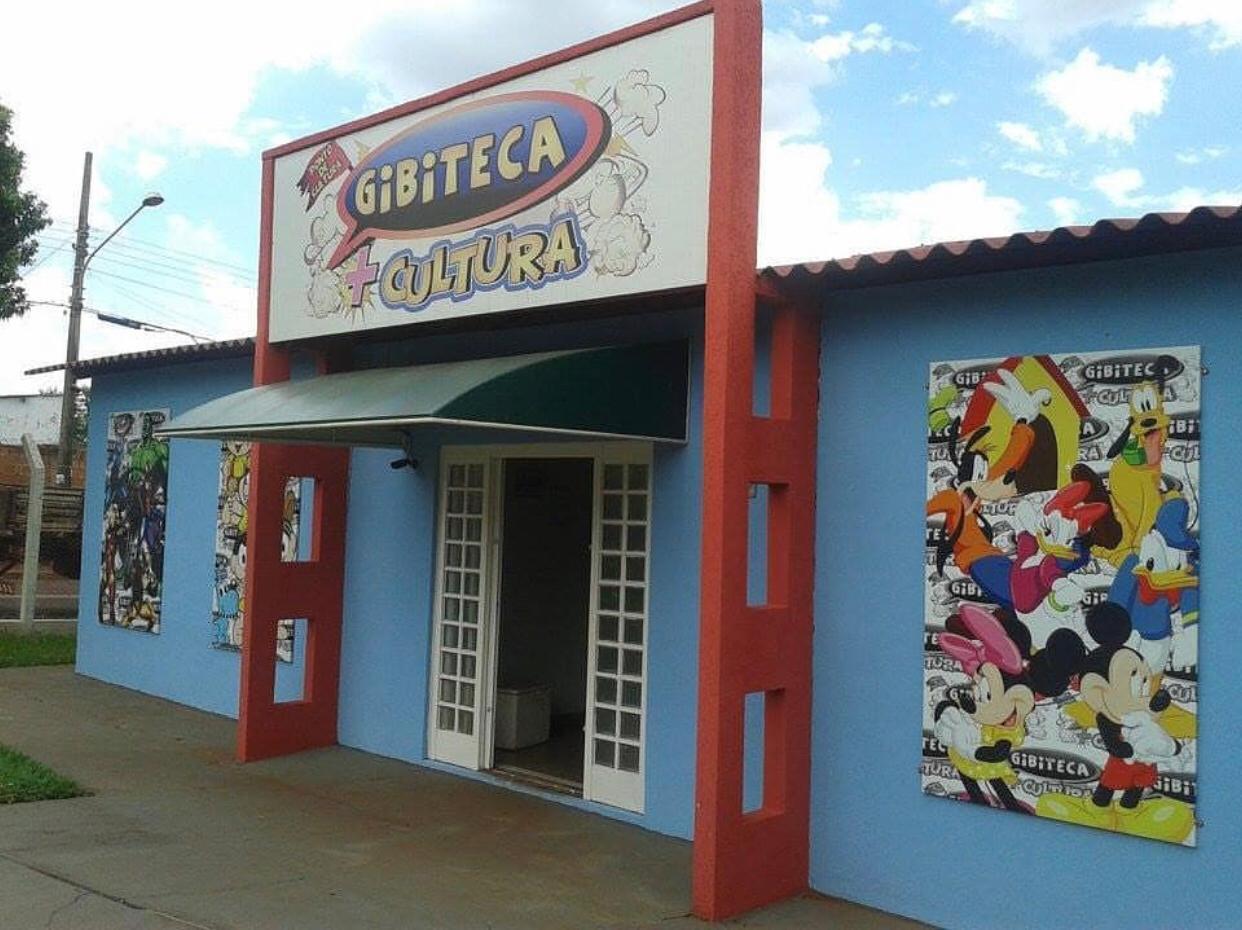 Gibiteca leva leitura a Campo Grande embalada na nostalgia