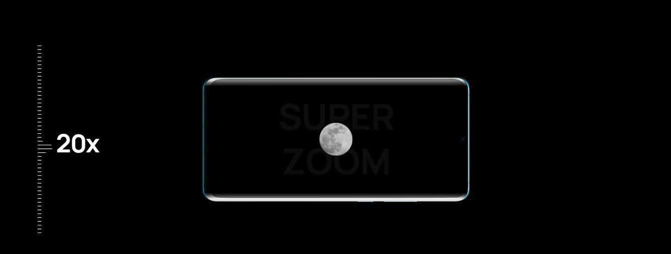 Huawei volta ao Brasil e promete câmera quádrupla que permite ver a Lua