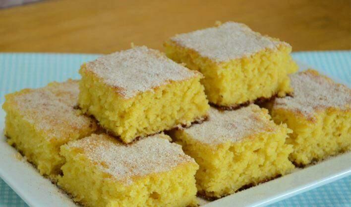 Confira receita de bolo de milho para entrar no clima junino
