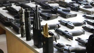 Há 1 ano polícia investigava arsenal que levou à milícia desmontada na Operação Omertà