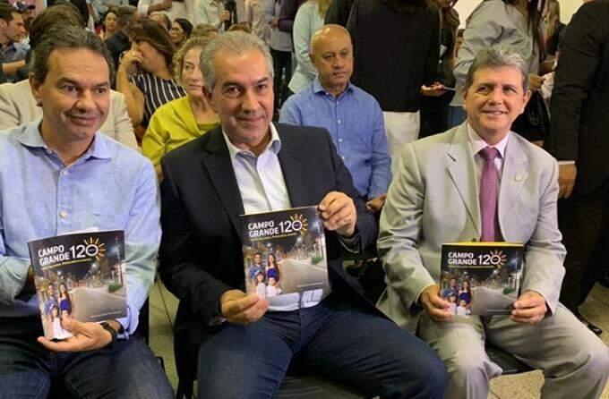 Presidente do PSDB da Capital diz que João Rocha é 'definição da Câmara' para vice