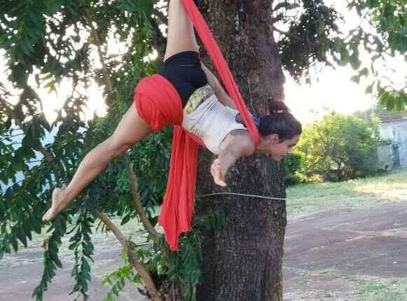 Artista de MS passa em escola portuguesa de circo e cria vaquinha para realizar sonho