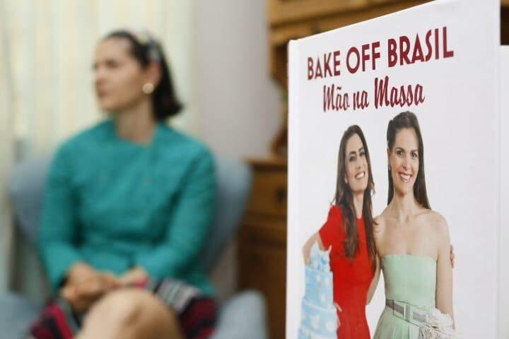 """Vencedora do Bake Off Brasil, Camila Poli é a """"Dona do Pedaço"""" de Campo Grande"""