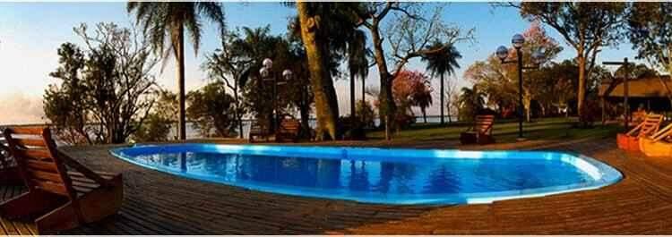 Pesqueiro destino de Reinaldo tem diária a R$ 1,1 mil, lancha de luxo e praia privativa