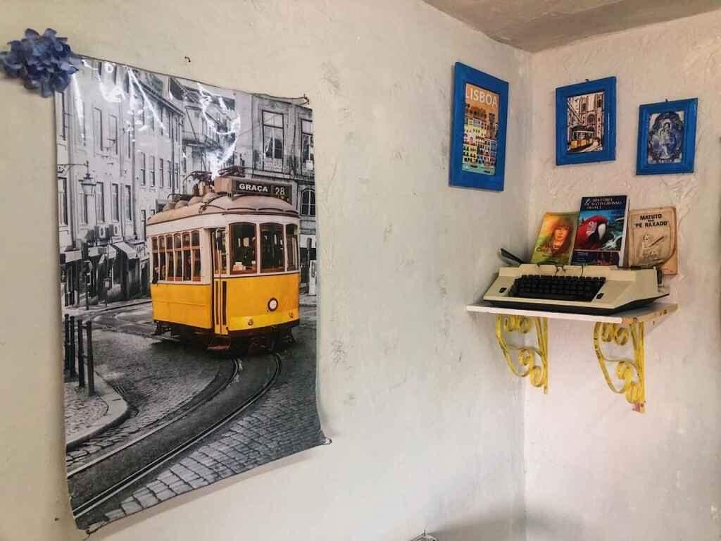 Casal une Portugal ao MS em cafeteria no coração da Moreninhas II