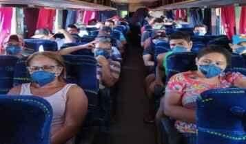 coronavírus, novo coronavírus, pandemia de Covid-19, fiscalização, barreiras sanitárias, Mato Grosso do Sul, quase 45 mil pessoas, Bataguassu, Aeroporto Internacional de Campo Grande, ônibus, Cassilândia