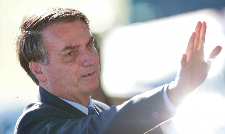 Reunião tratou de temas reservados, diz Bolsonaro - Jornal Midiamax