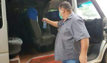 Vans, ônibus e até caronas podem ajudar a espalhar coronavírus a partir de cidades com surtos em MS
