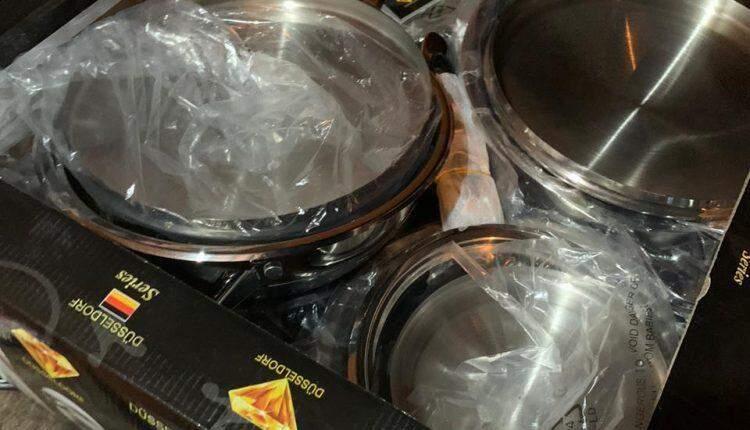 Quadrilha de ciganos é detida após golpes de até R$7 mil com panelas falsas