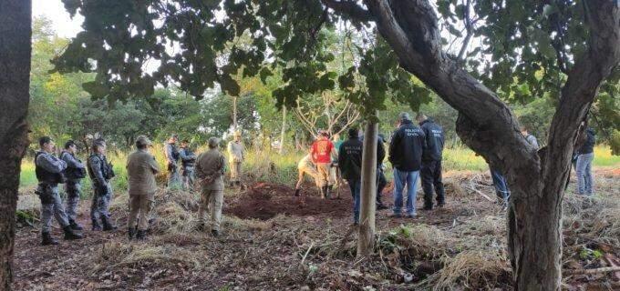Pedreiro que enterrou idoso no quintal matou pelo menos mais 4 em Campo Grande