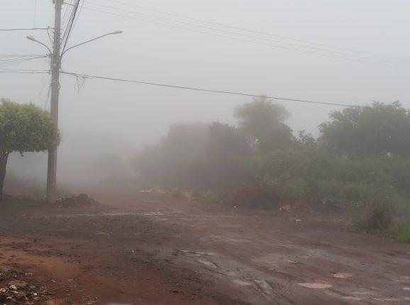 Fotos: Neblina cobre Campo Grande e é prévia de frio que pode chegar a 5ºC em MS