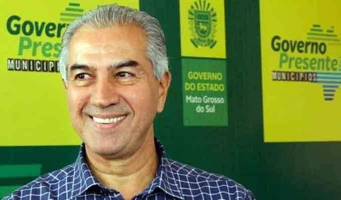 Gastos com propaganda de Reinaldo Azambuja