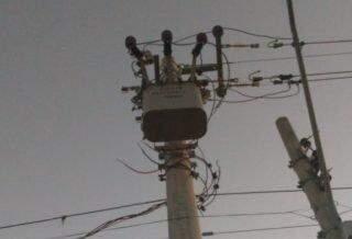 Transformador explode e deixa 130 famílias sem energia em ocupação da Homex