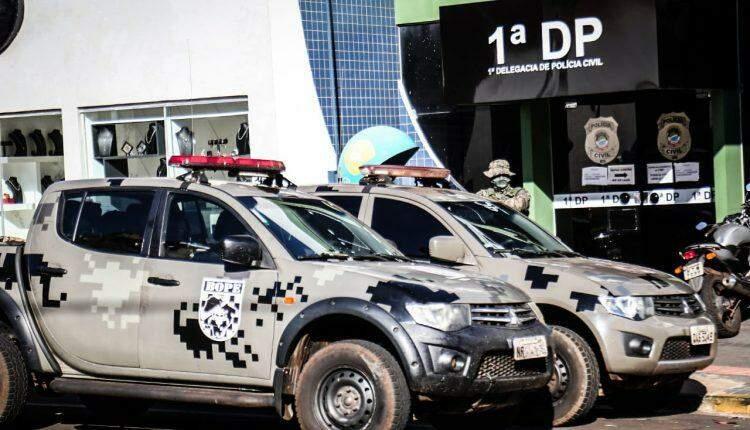 'Bonde da Rua': 10 são presos em ação contra o PCC em 4 cidades de MS