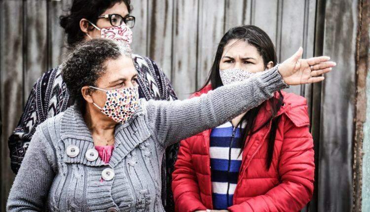'Só chorei a noite toda', diz mãe de jovem sequestrada em bairro de Campo Grande