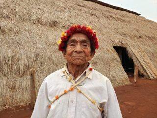 VÍDEO: Cerimônia marca transferência de objetos sagrados na maior Reserva Indígena de MS