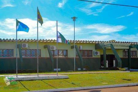 Prefeitura de Bataguassu.