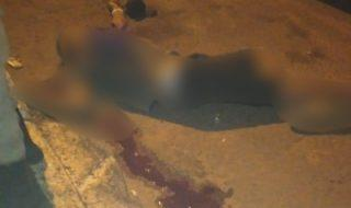 Homem é morto com tiros no pescoço pelo cunhado em Campo Grande