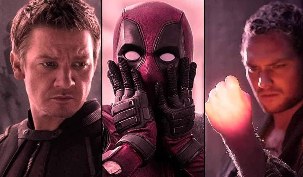 Os heróis mais querido e mais odiados dos cinemas