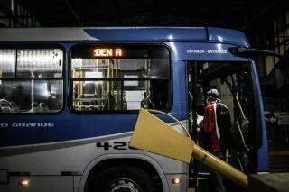 Impasse sobre paralisação deixa passageiros confusos nesta sexta em Campo Grande