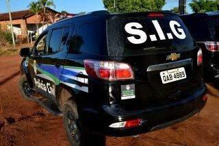 Dupla que agrediu e fez família refém durante roubo em fazenda de SP é presa em MS