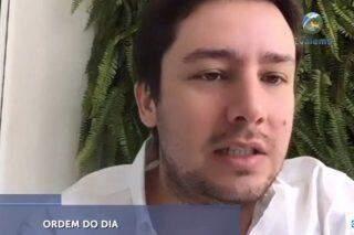 'Tropa' de Reinaldo barra projeto que garantia teste para covid-19 de graça em MS