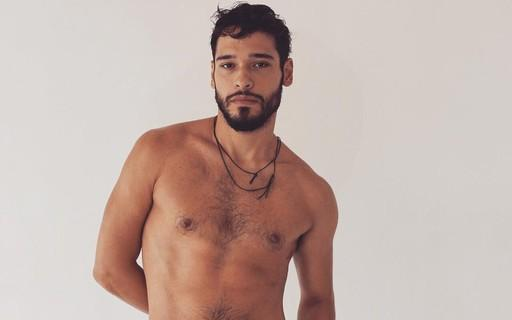 Bruno Fagundes diz que não quer ser estereótipo do 'macho alfa'